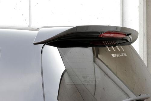 リアウイング / リアスポイラー【エクスクルージブ ゼウス】オデッセイ 【 EXE LINE 】 リアウイング NH624P塗装済 | オデッセイ Ver.2 RB1/2 2003/10 - 2006/3