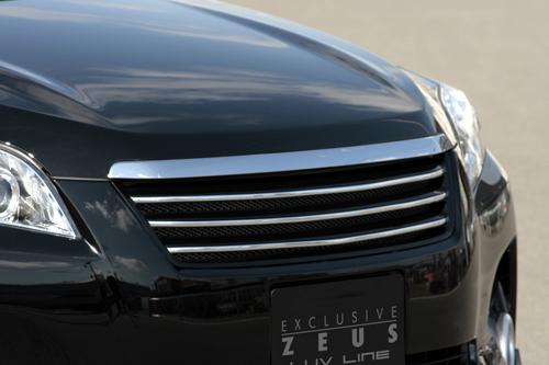 フロントグリル【エクスクルージブ ゼウス】ヴァンガード 【 LUV LINE 】 フロントグリル 未塗装品 | VANGUARD 240S(ACA3#) 前期 2007/8 - 2010/1