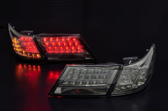 テールライト【ブイビジョン】オデッセイRB3/4 LEDテールランプ Ver2 スモーク