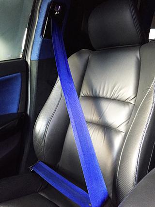 シートベルト【ブイビジョン】V-VISION オリジナルカラーシートベルト 16