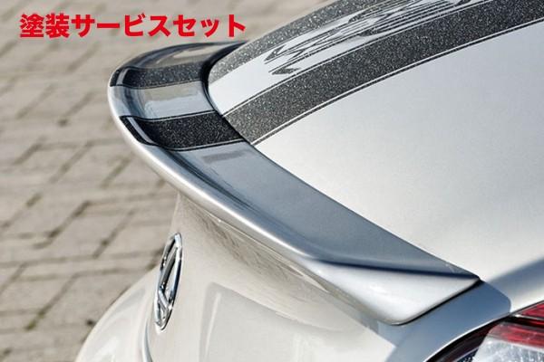 ★色番号塗装発送リアウイング / リアスポイラー【ブイビジョン】レクサス LEXUS SC430 リアウイング