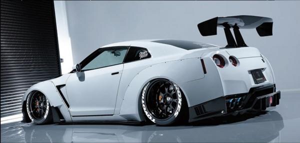 GT-R R35 | エアロキット / フルエアロ セット【エイムゲイン】GT-R R35 GT PERFECT BODY KIT