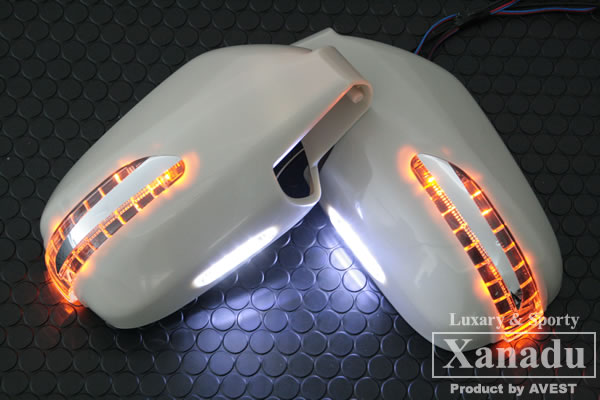 【アベスト】[ギザギザ]LED 交換式 ドアミラーウィンカー シーマ 交換式 未塗装 Y33 シーマ デイランプ/ブルー 未塗装, ブティックアズベリー:141e5b0b --- itxassou.fr