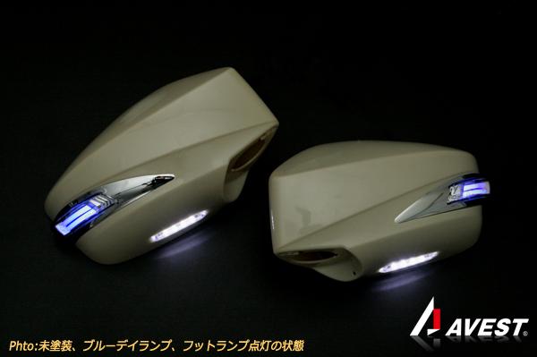 BRZ LEDデイランプ付 (H8R) | ウインカーミラーカバー/ ウインカー付ミラー【アベスト】BRZ ZC6/ LSデザインドアミラーウィンカー LEDデイランプ付 デイランプ色:ブルーLED カバー色:メーカー塗装済品 オレンジメタリック (H8R), 工具ランド:6469f69d --- m2cweb.com
