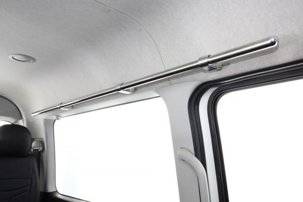 200 ハイエース 標準ボディ | 内装パーツ / その他【ブルーム】ハイエース 200系 サイドバー 1本 (約160cm) クローム