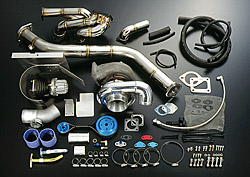 FD3S RX-7 | タービンキット【ボーダー】RX-7 FD3S RE13BタービンKIT T-78 33D 60パイEX仕様