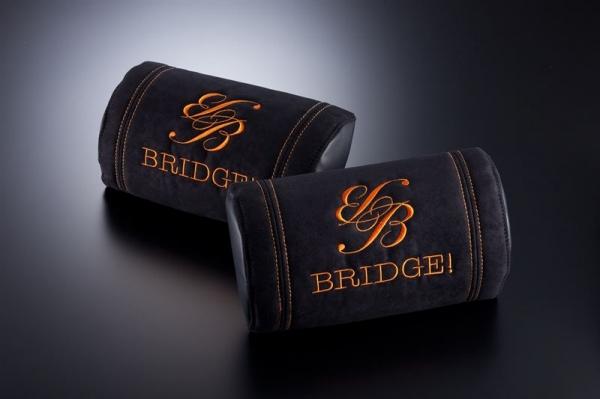 汎用 | ヘッドレスト【ブリッジ!】BRIDGE! ネックパッド SUEDE