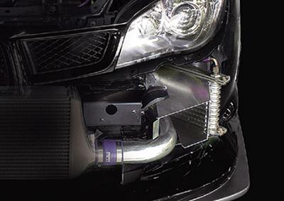 【エッチケーエス】OIL COOLER KIT 車種別オイルクーラーキット 15004-AM010 ミツビシ ランサーエボリューション 05/03- CT9A(IX) 4G63 MIVEC