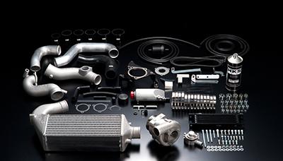 【エッチケーエス】GTスーパーチャージャー プロキット 12001-AN004 ニッサン フェアレディZ 04/09-05/08 CBA-Z33 VQ35DE