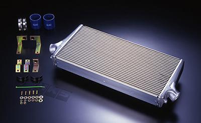 【エッチケーエス】INTER COOLER KIT インタークーラーキット 13001-AT007 スバル BRZ 12/03- ZC6 FA20