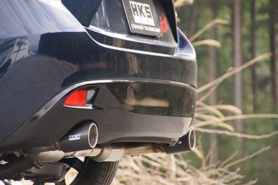 【エッチケーエス】マフラー / ツーリング スペックL Touring SPEC-L 31019-AZ005 マツダ アテンザ 12/11- GJ2FP SH-VPTR