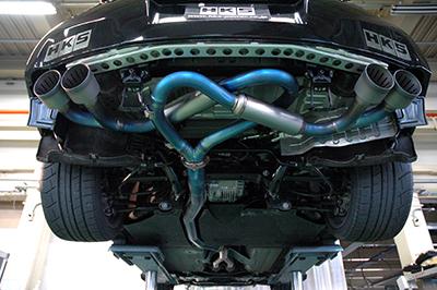 【エッチケーエス】スペリオールスペックR SUPERIOR specR 31025-AN005 ニッサン GT-R 07/12-16/06 R35 VR38DETT