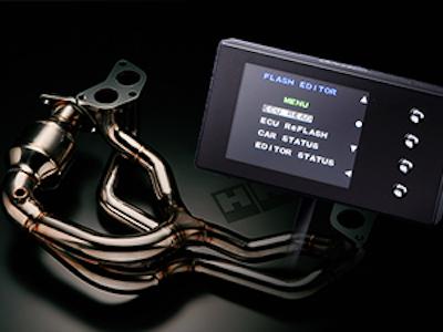 【エッチケーエス】エキゾースト&ECUパッケージ SUPER EXHAUST ECU PACKAGE (HP SPEC-L) 33009-AT001 スバル BRZ 12/03-16/07 ZC6 FA20