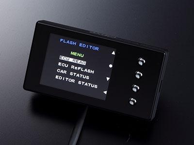 【エッチケーエス】フラッシュエディター Flash Editor 42015-AF105 スバル WRX S4 14/06- VAG FA20E(TURBO)