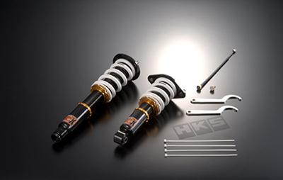【エッチケーエス】サスペンションキット(車高調) ハイパーマックス Sスタイル X S-Style X 80120-AT214 ダイハツ クー 06/05- M401S K3-VE