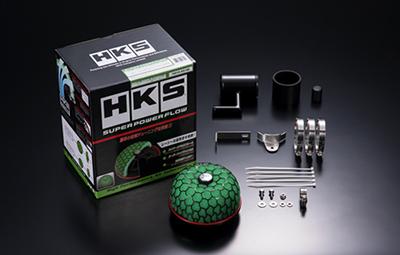 【エッチケーエス】HKSインテークシリーズ スーパーパワーフロー 70019-AS109 スズキ パレットSW 09/09-13/03 MK21S K6A(TURBO)