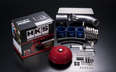【エッチケーエス】HKSインテークシリーズ レーシングサクション 70020-AM104 ミツビシ ランサーエボリューション 07/10-10/09 CZ4A(X) 4B11(TURBO)