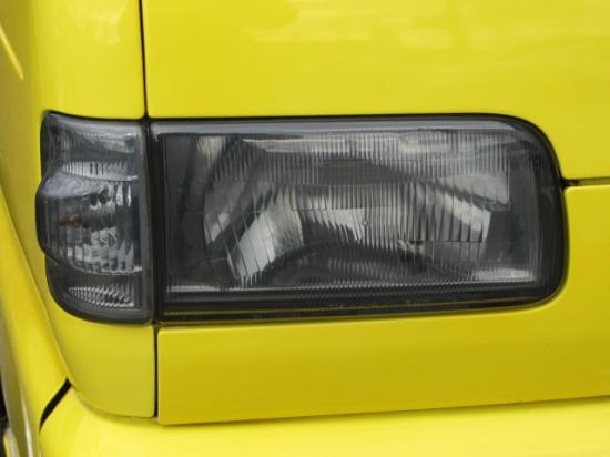 【ハロースペシャル】51系 スモークヘッドライトカバーコーナーカバーセット