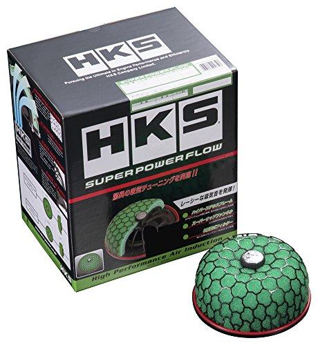 【エッチケーエス】HKS スーパーパワーフロー(エアクリーナー) パジェロミニ H58A 、H56A、トッポBJ 4A30(ターボ) 94/12-