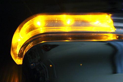 【ハロースペシャル】エブリィ スクラム DA62W 専用 メッキウインカーミラーカバー Aタイプ