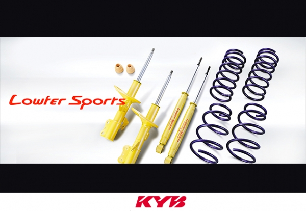 【カヤバ】ショックアブソーバー Lowfer Sports KIT ( ローファースポーツキット ) ウィングロード 【 WRP12 】 キット(Kit) | 品番 : LKIT-WRP12