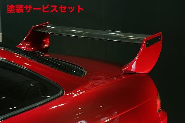 ★色番号塗装発送30 ソアラ   リアウイング / リアスポイラー【ボメックス】Z30 SOARER リアスポイラー タイプ2