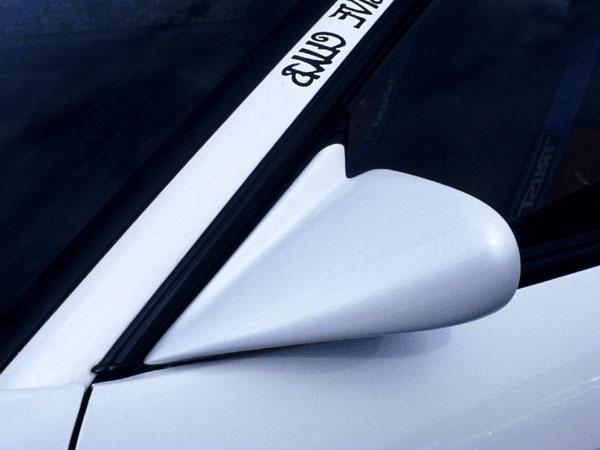 70 スープラ | エアロミラー / ミラーカバー【ボメックス】70 SUPRA エアロミラー Type2