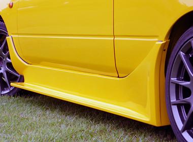 111 トレノ | サイドステップ【ボメックス】AE111 トレノ サイドステップ Type2