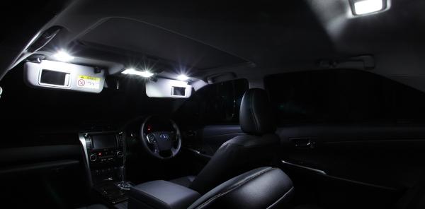 フロアマット【エルエックスモード】カムリハイブリット/ASIAmodel 50系 前期 Interior&Lighting Parts LXフロアマット 【AVV50】