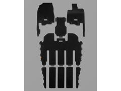 フロアマット【ムゲン】オデッセイ ODYSSEY 【 16年2月- 】 無限スポーツマット ODYSSEY SPORTS MAT 《適合: RC1-110 》