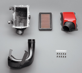 FD2 シビック TypeR | エアクリーナー キット【ムゲン】CIVIC TYPE R(FD2) Hi-Performance Air Cleaner & Box