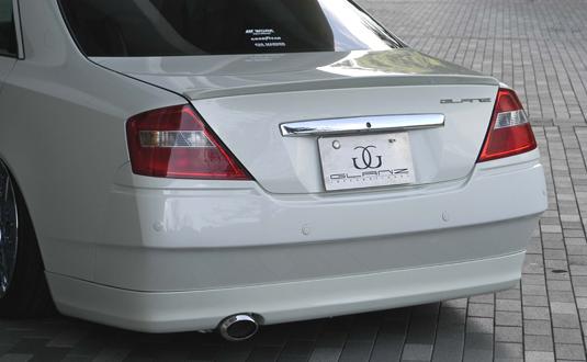 Y34 セドリック | エキゾーストキット / 排気セット【バタフライシステム】CEDRIC Y34 2WD GLANZ ゲーベンマフラー(135×90) ※競技用 ターボ車用