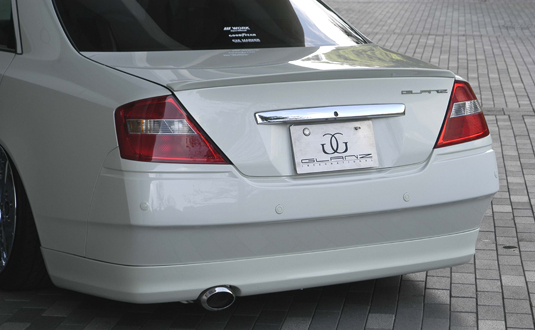 Y34 グロリア | エキゾーストキット / 排気セット【バタフライシステム】GLORIA Y34 2WD 後期 GLANZ ゲーベンマフラー(135×90) ※競技用 2.5L用