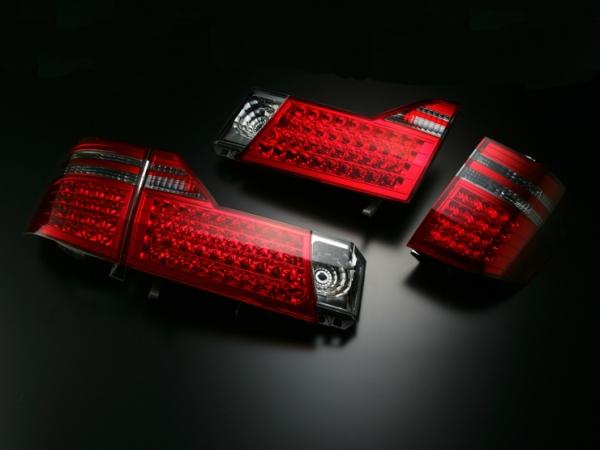 【アドミレイション】Belta 10 アルファード 前期 LED テールランプ テールランプ