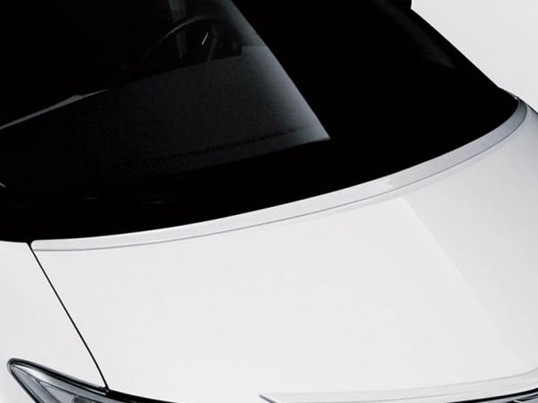 【アドミレイション】Belta 20エスティマ 中期・後期 フードスポイラー 塗装済