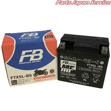 古典 古河電池 FTX5L-BS古河電池 FTX5L-BS 二輪バッテリー液入充電済, ナハシ:9cc3f0b8 --- pokemongo-mtm.xyz