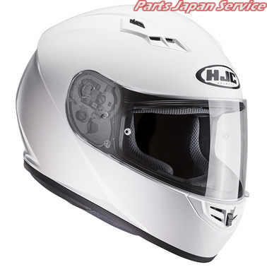 HJH113 CS-15 ソリッドFL ヘルメット WH XL HJH113 アールエスタイチ