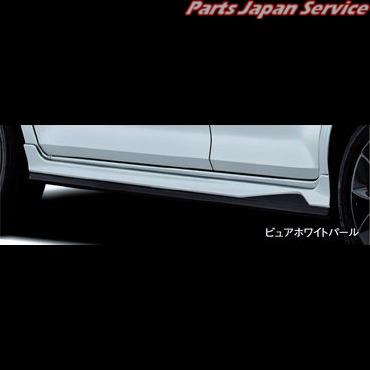 スズキ SUZUKI FF21S イグニス [スズキ純正] 39.サイドアンダースポイラー AAW3 ZRZ ブーストブルーパールメタリック 送料無料 99112-62R00-ZRZ