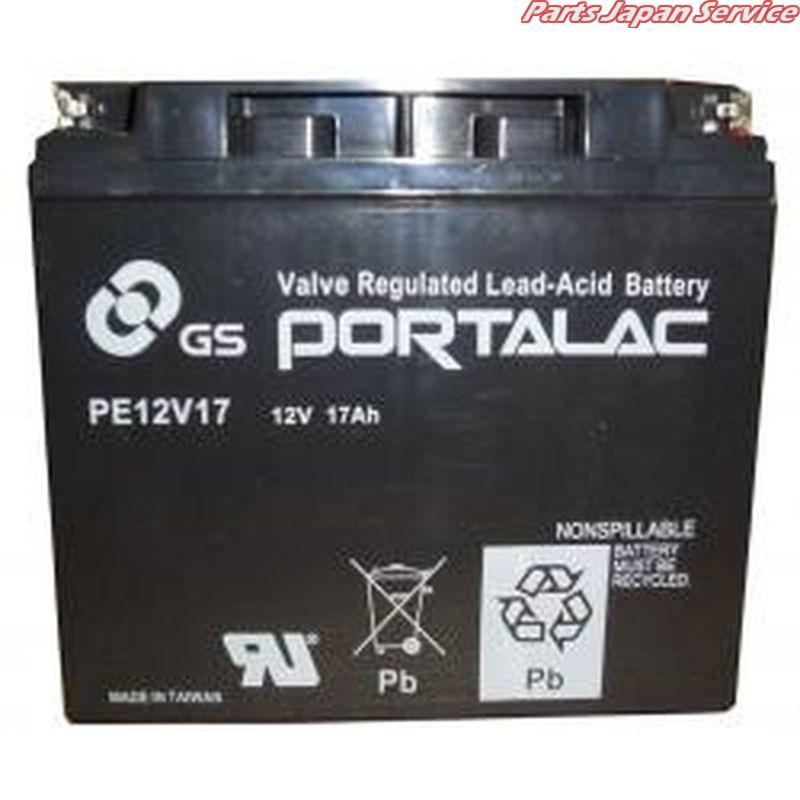 バッテリー12V17Ah JTC3462-1 JTC(ラグナ)