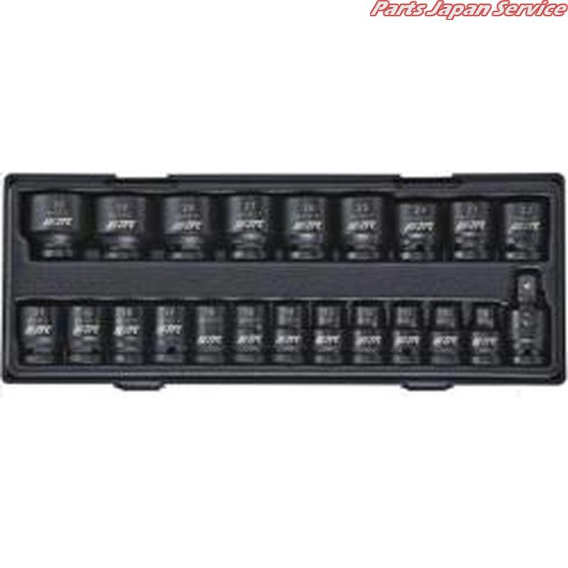 12.7mm 22PCS インパクソケットセット JTCK4223 JTC(ラグナ)