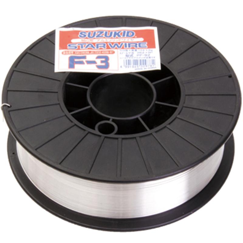 アルミワイヤ1.0Φ×2kg PF-92 SUZUKID