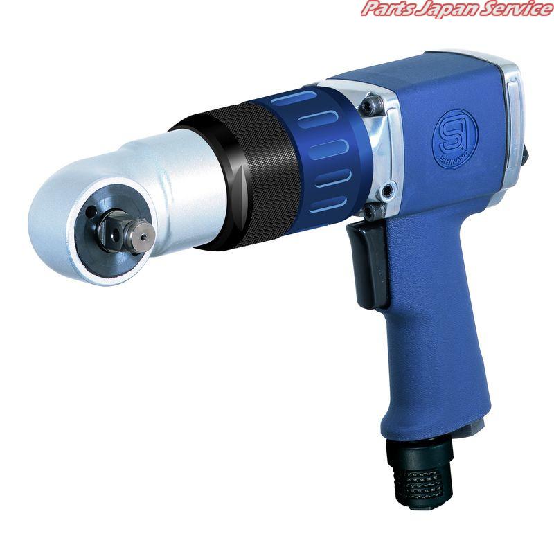 爪交換用アングルインパクトレンチ SI-1650AH 信濃機販