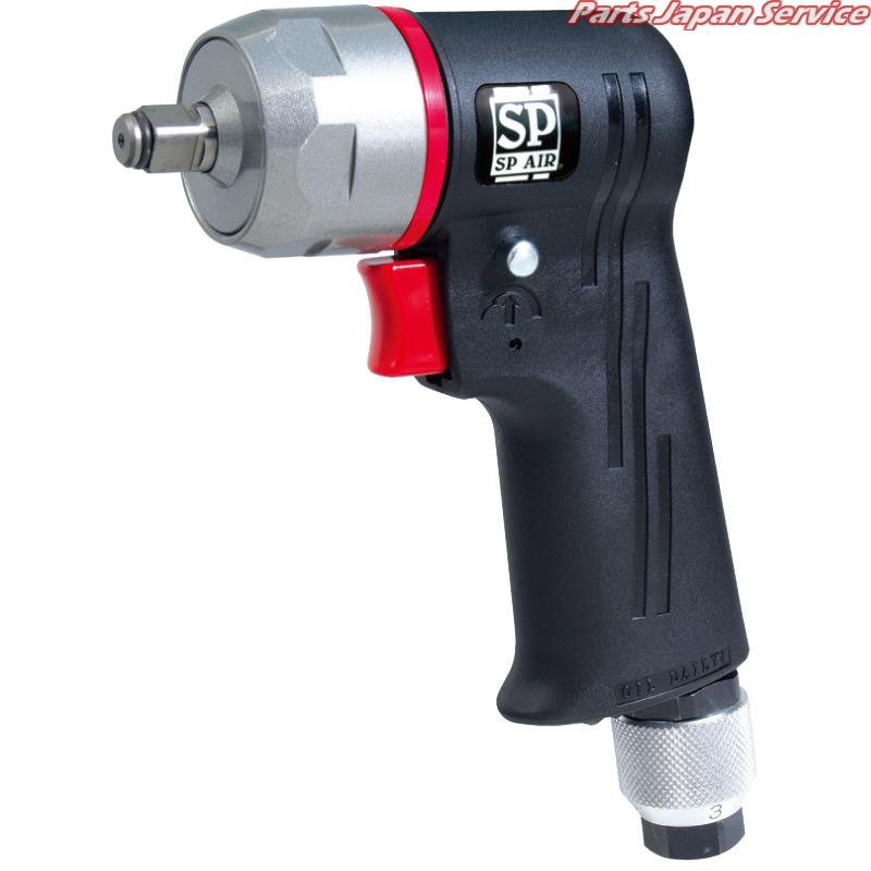 9.5mm角小型インパクトレンチ SP-7825 エスピーエアー