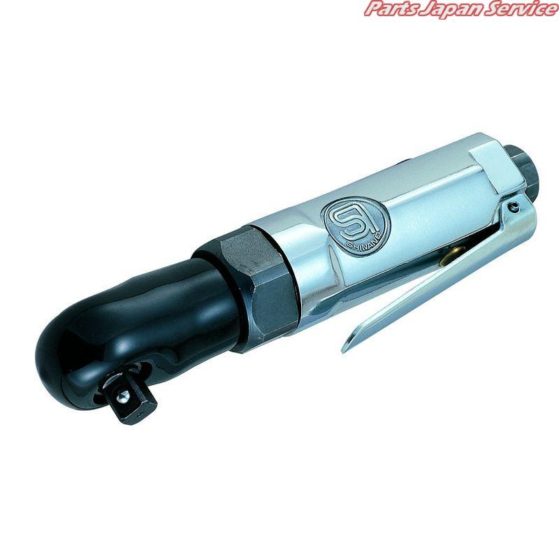 9.5mm角ミニエアラチェットレンチ SI-1209 信濃機販