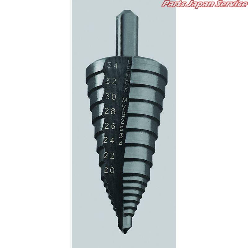 バリビット段付きドリル 20mm-34mm 30963-MVB2034 IRWIN