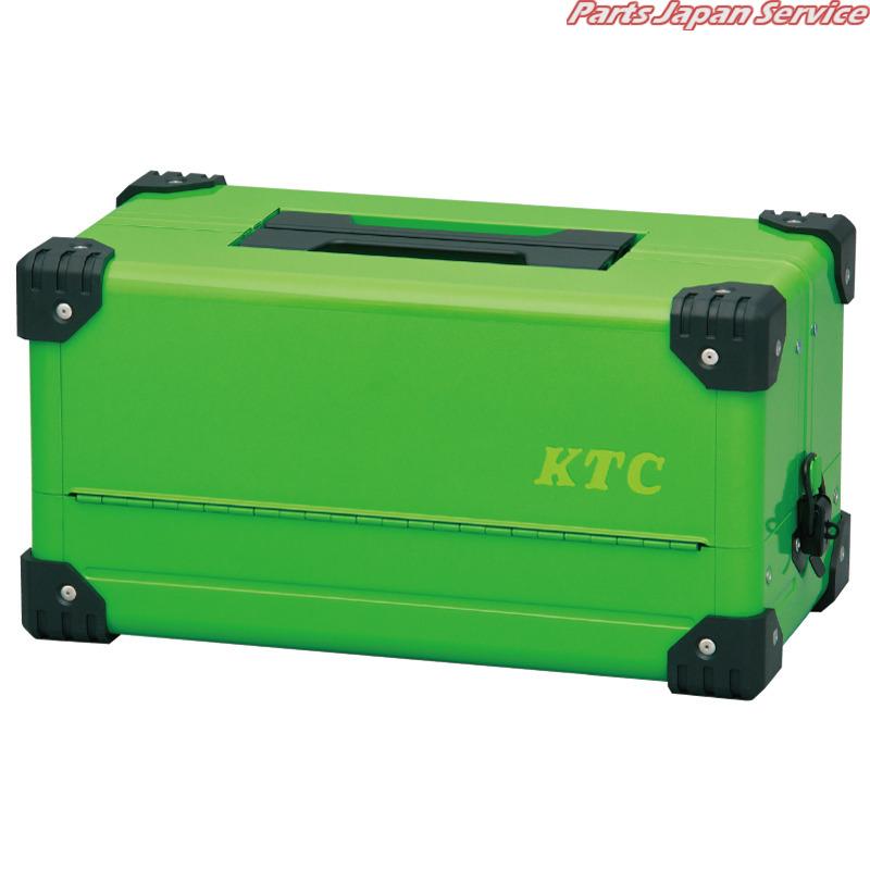 両開きメタルケース(グリーン) EK-10AGR KTC