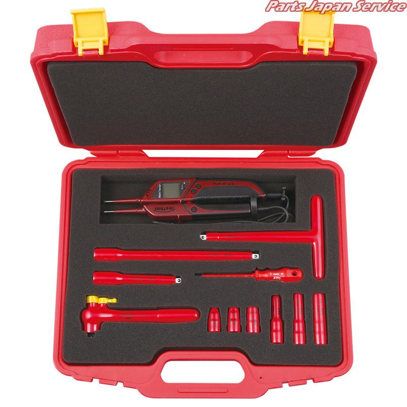絶縁工具セット ZTB311VASP KTC