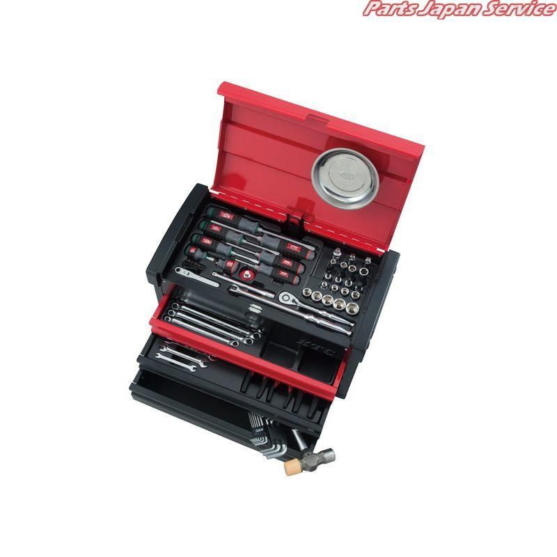 EKR-103特別色セット(レッドxブラック) SK36618ER KTC