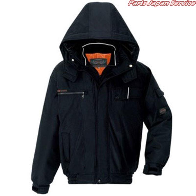 防寒ブルゾン ブラック 8561-010-5L クロダルマ