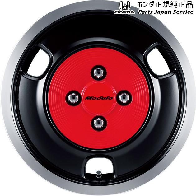 5☆好評 ホンダ JF3 JF4 新型エヌボックス ホンダ純正 パーツ 送料無料 MC-001 ブラック塗装 アルミホイール 08W14-TDE-000 再入荷/予約販売! HONDA 14インチ